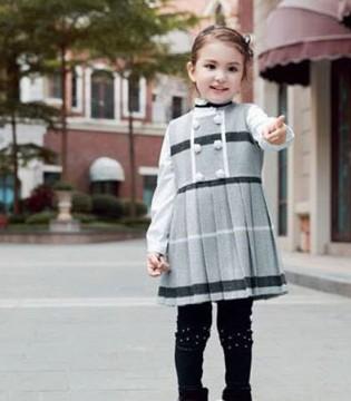 想让她美腻大方 就靠索黛纳折扣品牌童装2017秋冬新品