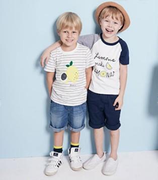 想和威斯米品牌童装 一起穿出自己的时尚风格