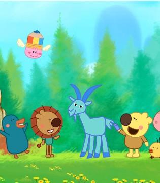 《小小画家熊小米》与动漫平台酷米网将联合发行第三季