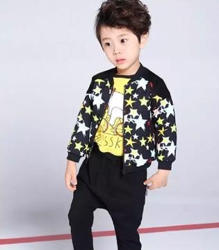 布鲁莎莎童装品牌2017新品系列・秋天之魔法衣橱