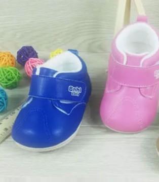 笨牛哈里来说说 宝宝穿学步鞋的好处