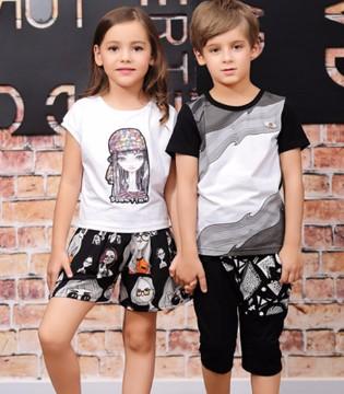 M&Q大眼蛙品牌童装给予孩子一个最贴心的早秋开学季
