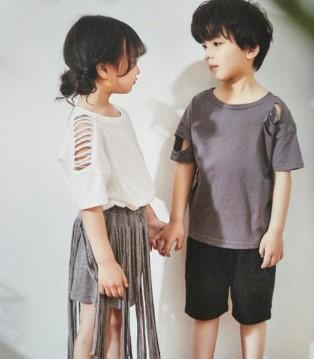 九月开学季 早秋潮流穿搭尽在青稚品牌童装