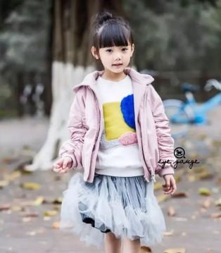 UKBERRY童装品牌早秋推送 每天都是宝贝的freestyle
