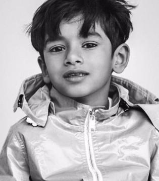 英国奢侈品牌Burberry最新2017秋冬男婴装新品系列