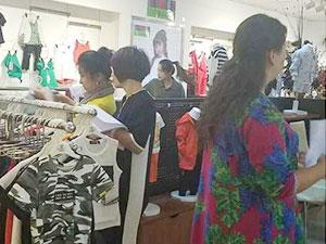 007童品龙8国际娱乐官网品牌甘肃、新疆联合2018春夏订货会硕果累累