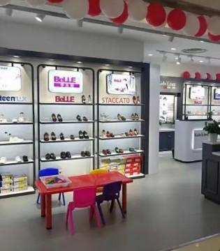 儿童市场向好 童鞋市场将达数百亿元