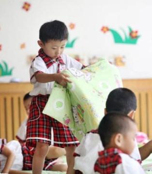 贝希BEIXI:你的宝贝对幼儿园还适应吗