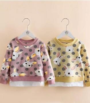 贝壳童装品牌衣橱必备卫衣 演绎秋日时尚