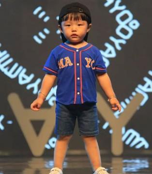 童装世界原来可以这样炫 五月童品百人秀演绎童心梦想