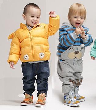 中国各大童装品牌现状和童装行业现状