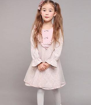 和SEQB小象Q比品牌童装一起实现孩子的粉色公主梦