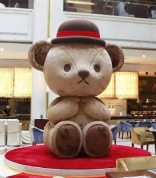 无辜熊惊现2017CCLF授权交易会 IP泰迪珍藏又要搞事情了