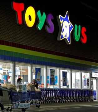 玩具反斗城申请破产保护 对中国市场有影响吗