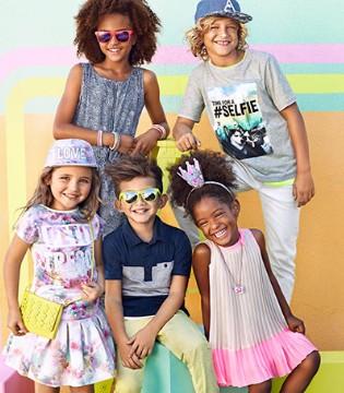 看国内外童装品牌2017中报 国内童装品牌表示鸭梨山大