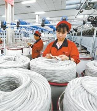 厉害了 新疆纺织服装出口连续7个月上涨
