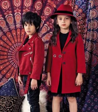 十一出游 辣妈快来找KHAKI卡琪屋品牌童装找灵感