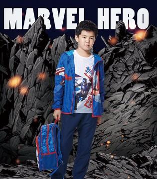 CAMKIDS垦牧品牌童装英雄装备来袭 HERO COMING