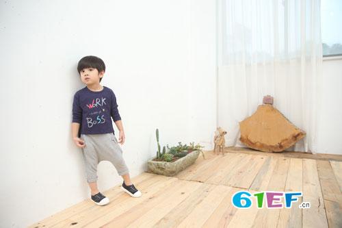 庆祝中秋国庆 与大宝小宝品牌童装秋季新品欢度吧