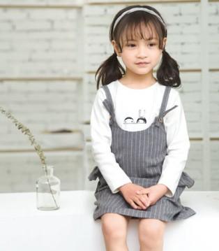 琦瑞德泽品牌童装搭配技巧 灰色搭配不带冷感