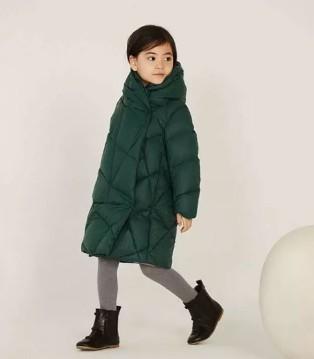 Qimoo羽绒服 超轻0负担 陪伴孩子们自由过秋冬