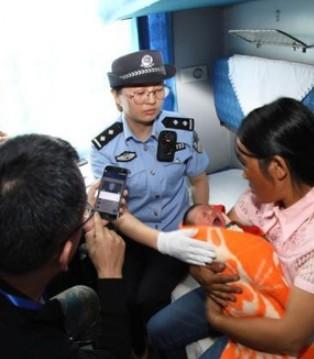 夫妻跨省贩婴 郑州铁警凭细节慧眼识破
