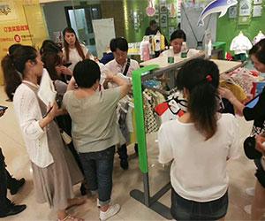 小鲨诺拉品牌龙8国际娱乐官网2018春夏新品发布会湖南站隆重召开