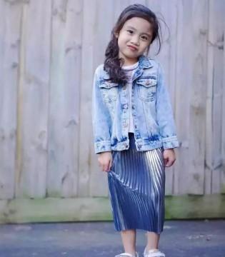 潮拍宝宝们的时尚穿衣搭配――牛仔篇