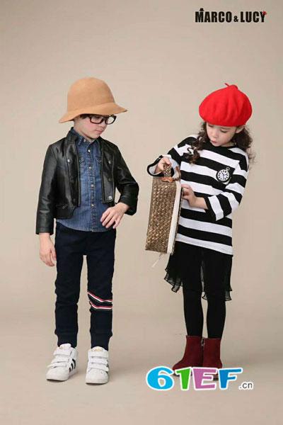 这个假期 让马克露西品牌童装2017秋冬新品陪伴着你
