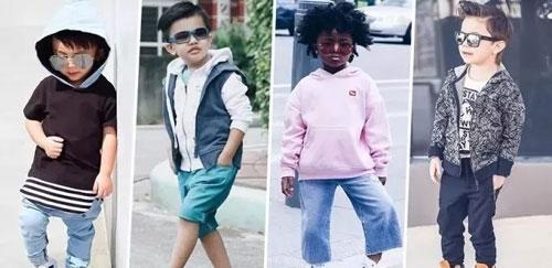 BENIBEAR童装秋季单品 潮娃们都需要的连帽衫