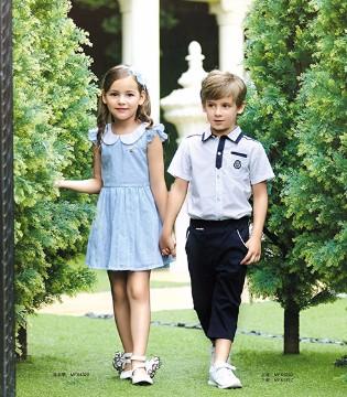 无论是公主梦还是王子梦 MQ大眼蛙品牌童装帮你实现