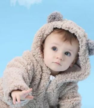 @你 VIVLUL唯路易小熊款连体衣免单正在进行中