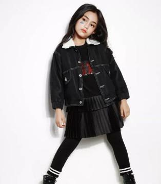 时尚小鱼童装百搭又时髦的外套 这几件准没错