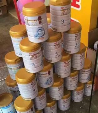 奶粉注册制通过后 宜品奶粉销售火爆全国