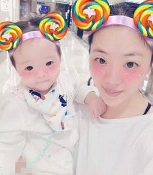 """杨云称呼女儿""""小杨威""""感叹基因好强大"""