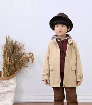 五指山天地连锁安可猴品牌童装 2017年秋冬新品