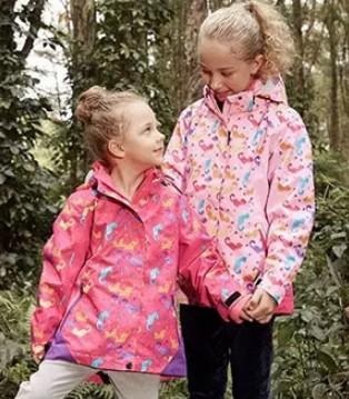 冷冷冷 Carpotree卡波树给孩子穿搭保暖有气质
