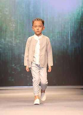 森虎儿品牌龙8国际娱乐官网品牌战略升级暨2018春夏新品发布会完美落幕
