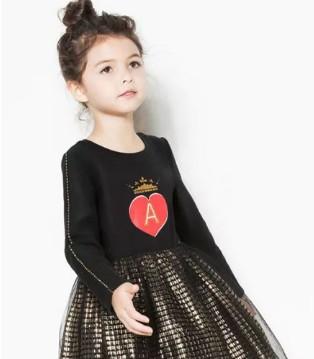 时尚小鱼品牌秋冬新品上市 时尚需要从小抓起的