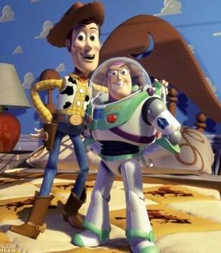世界上第一部电脑动画电影《玩具总动员》是如何诞生的