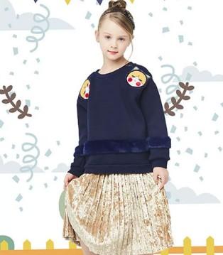 变化是永恒的主题 法纳贝儿童装穿衣不拘风格