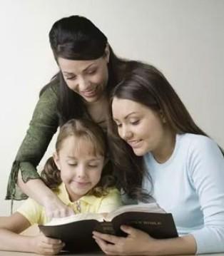 孩子学习阅读就像学习说话一样 父母为宝宝朗读是最好的早教