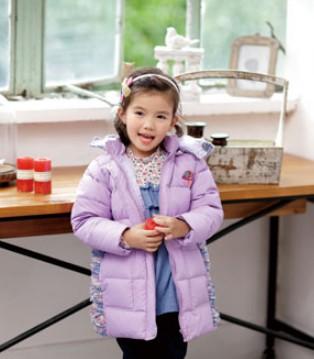 KICCOLY品牌童装冬季新款 一起把平常的日子过成诗