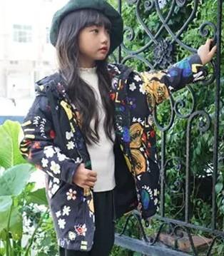 CATGOGO卡姿果果95绒给孩子再多5%的爱=温暖×时尚