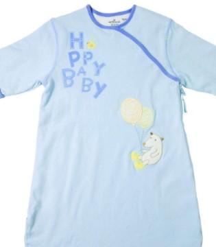 新生儿哈衣和尚服睡袋看晕 挑选攻略在此