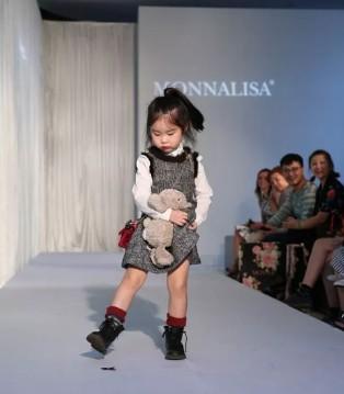 在MONNALISA舞台发现最美的自己 杭州万象城秋冬时装秀