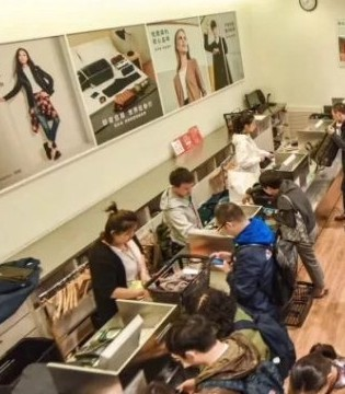 优衣库大中华区增长强劲 迅销全年净利猛涨150%