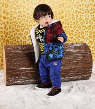 不甘平庸 个性自我 Folli Follie童装品牌冬季新搭配