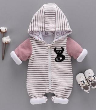 婴儿连体服款式大比拼 你该选哪种
