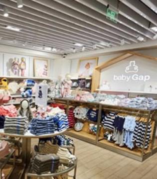 Gap大陆首家独立婴童装店开业 为何落户杭州西湖银泰